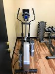 Pre-Owned Life Fitness X7 Adjustable Stride Elliptical