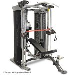 Inspire FT2 Functional Trainer/Smith System Combo