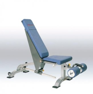 Tuff Stuff Pf 300 Deluxe Adjustable Bench Pf 300 1 Bodyworks Home Fitness