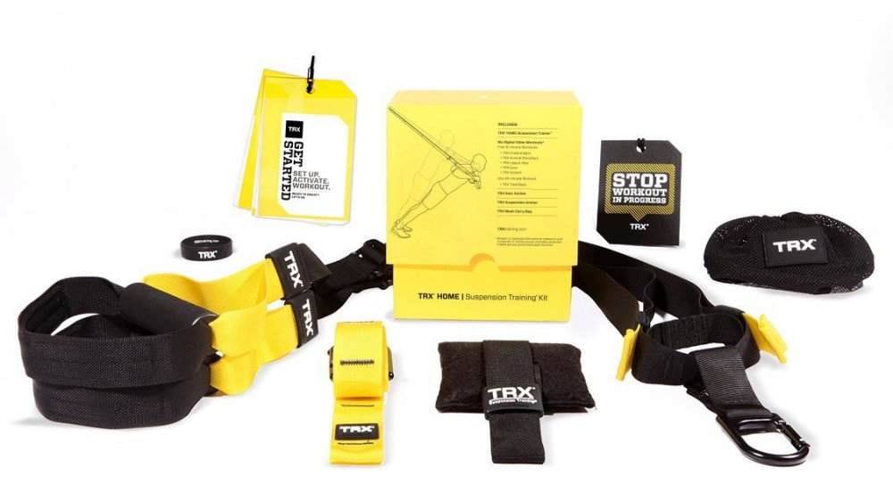 TRX Home Suspension Training Kit - Click Image to Close