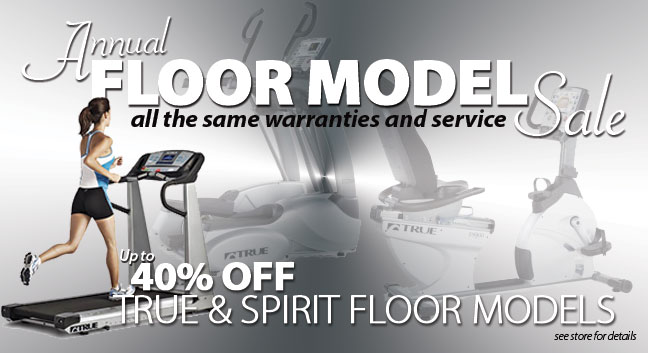 Floor Model Sales banner - Click Image to Close