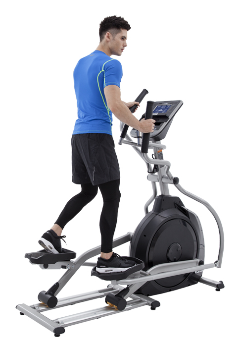 Spirit Fitness XE795 Elliptical - Click Image to Close