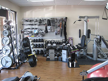 Custom Corporate Gyms